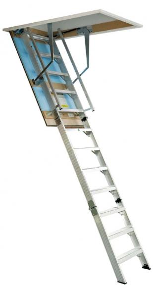 Bhi Pull Down Attic Ladder Information